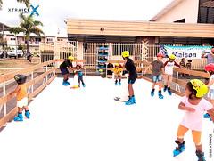 Xtraice rink in New Caledonia