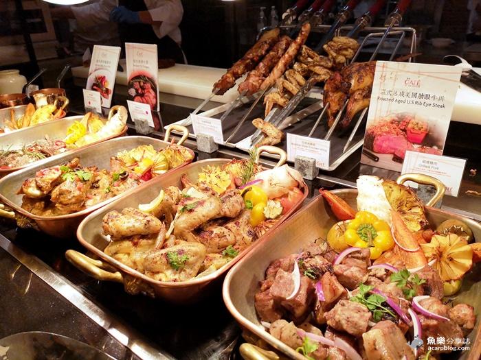 【台北大安】遠東cafe自助餐廳重新開幕|詳細餐期時間價目表 @魚樂分享誌