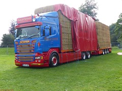 Photo of Scania R Streamline Topline NJ63 URP Late 2013 Philip Judge Party On The Pitch 2020