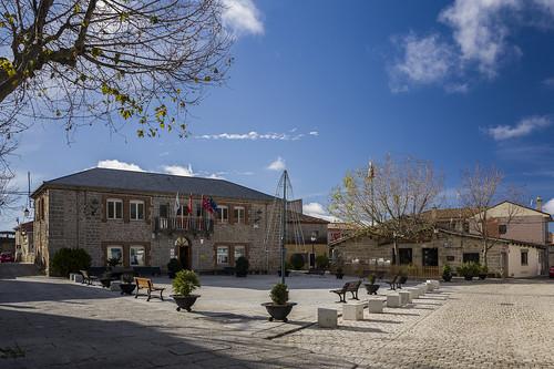 Zarzalejo, Ayuntamiento.