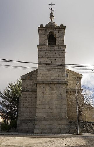 Zarzalejo, Iglesia Parroquial.
