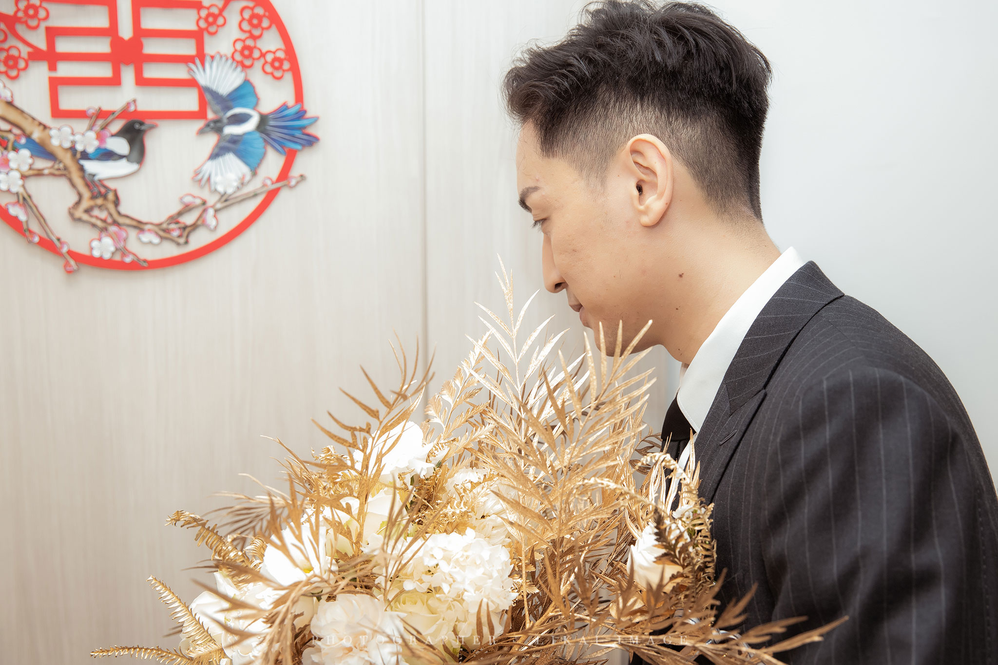 婚禮紀錄 - Fiona & Benson - 台南晶英酒店