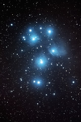 Plejades (M45)
