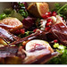 ensalada de jamón ibérico