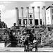 Restos de un templo romano en las calles de Córdoba