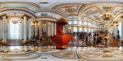 360° | Hermitage Museum VII