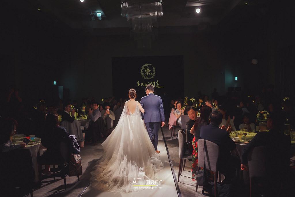 <婚攝> 亮煦 & 丁凡 / 萊特薇庭