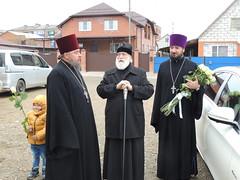 Митрополит Павел в Апшеронске