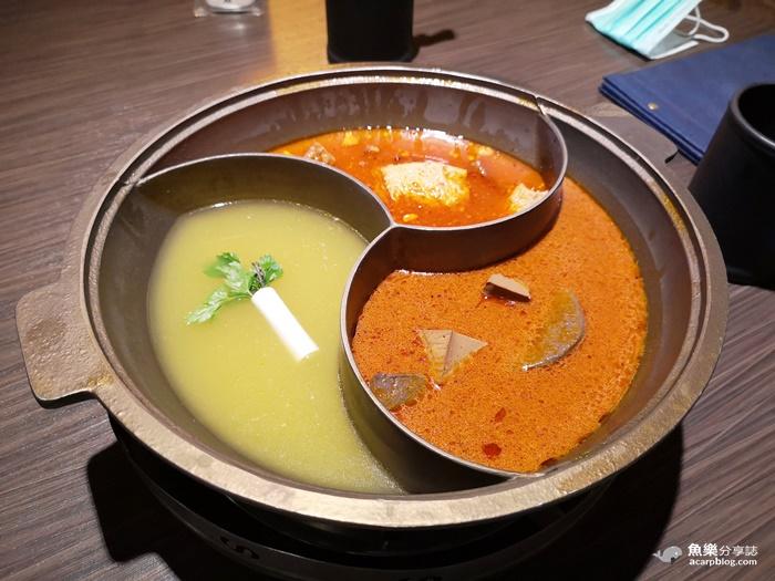 【台北松山】芳朵法式麻辣鍋 Fondue M French spicy pot @魚樂分享誌