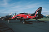 XX172 Bae Hawk T.1 EGQL 15-09-00