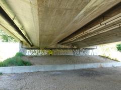 Pont de Lully @ Chemin des Bullets @ Bernex