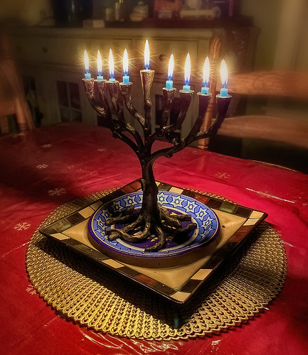 The Last Night Of Chanukkah