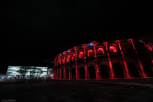 Arenes de Nîmes et Musée de la Romanité
