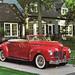 1940 DeSoto Custom Convertible
