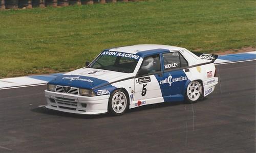 Paul Buckley 75 Turbo 2004