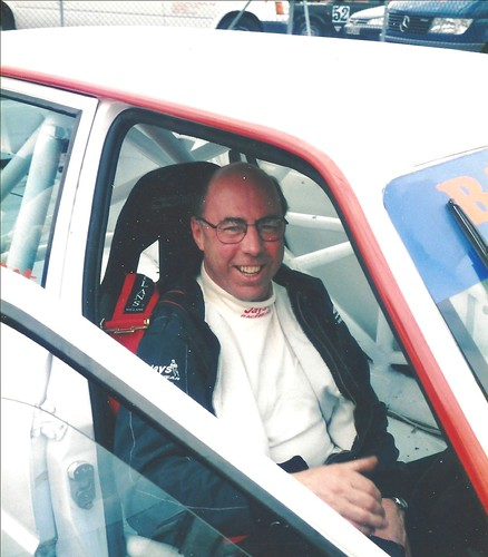 Chris Forrest 2nd in Class F 2003