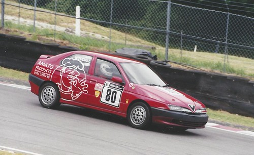 Andy Woodall 146 2nd in C_lass E 2004