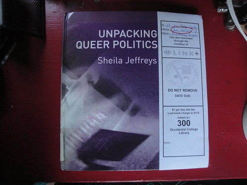 Unpacking Queer Politics