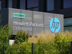 Bureaux de Hewlett Packard Enterprise @ Meyrin