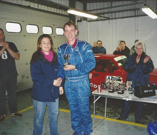 Nick Sismey - 2nd at Brands 2004