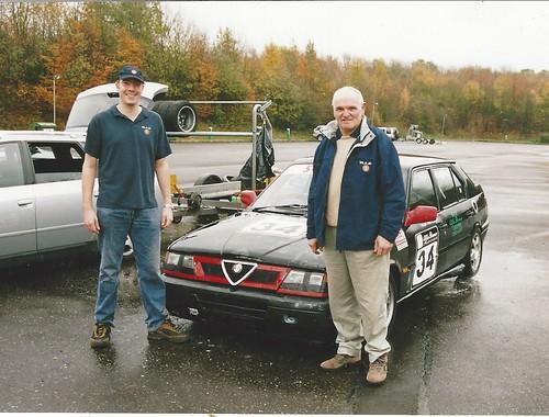 David Hughes and Will Dick 2004