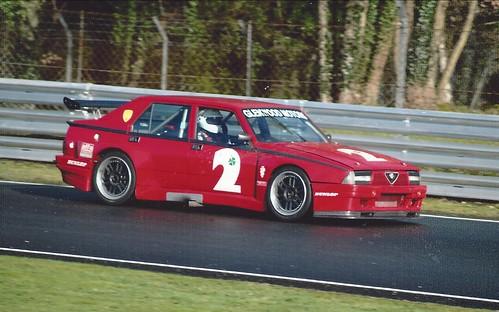 Julian Birley 75 V6 Oulton Park 2002