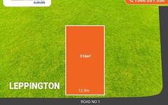 Lot 1053, 45 Byron Road, Leppington NSW