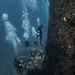 Twin rocks dive site - Ammouliani island Halkidiki