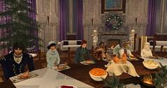 Royal Holiday Brunch