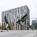 Upscale Kö Bogen shopping center building in Düsseldorf by Daniel Libeskind
