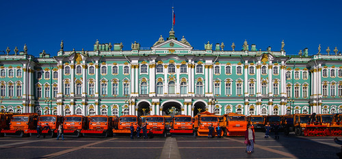 Hermitage Palace Square II, Saint Petersburg, 20180919