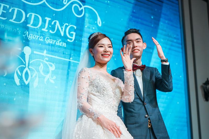 [桃園婚攝] Tong&Joanne 午儀晚宴 婚禮紀錄 @ 八德彭園會館 Ballroom F+G廳| #婚攝楊康