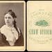 Unidentified Woman, Louise DeMotte Letherman Album - Lexington, Missouri