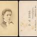 Unidentified Woman, Louise DeMotte Letherman Album - Sedalia, Missouri