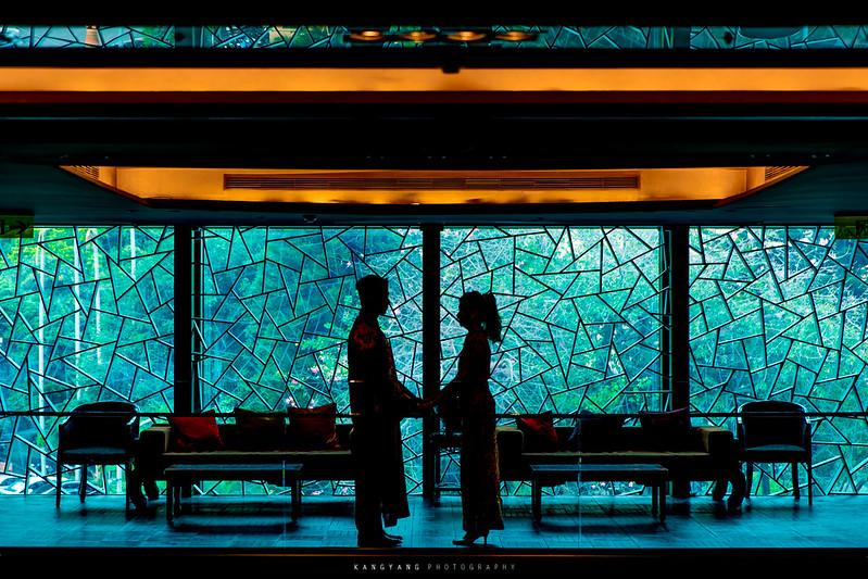 [台北婚攝] 子逸&渟琳 早儀午宴 婚禮紀錄 @ 台北故宮晶華 | #婚攝楊康