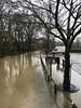 Flooding at Burford