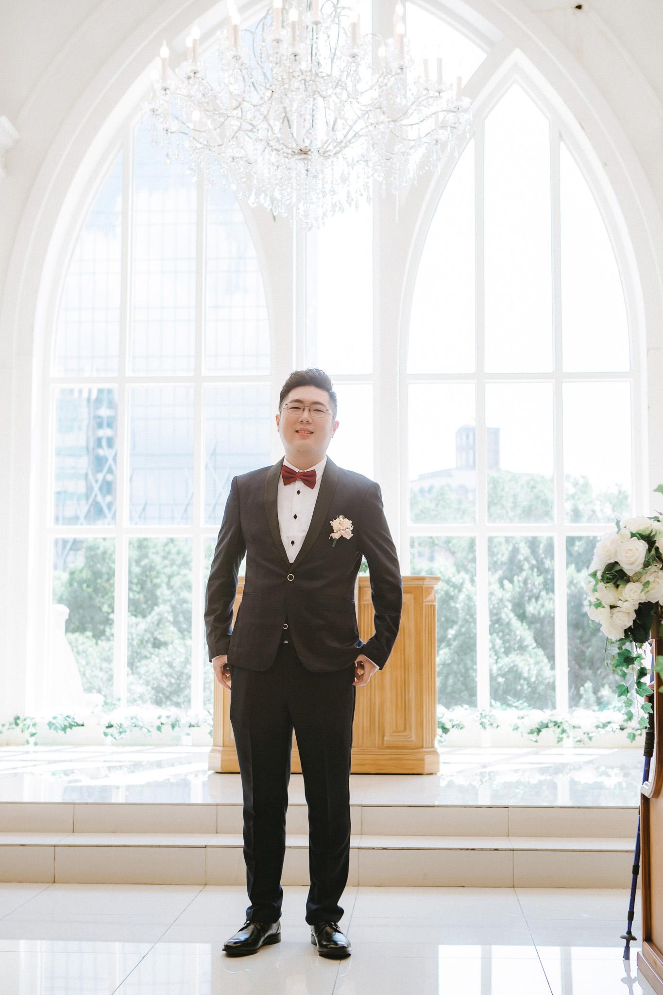 EW 台北婚攝 居米 翡麗詩 婚禮 婚宴-24