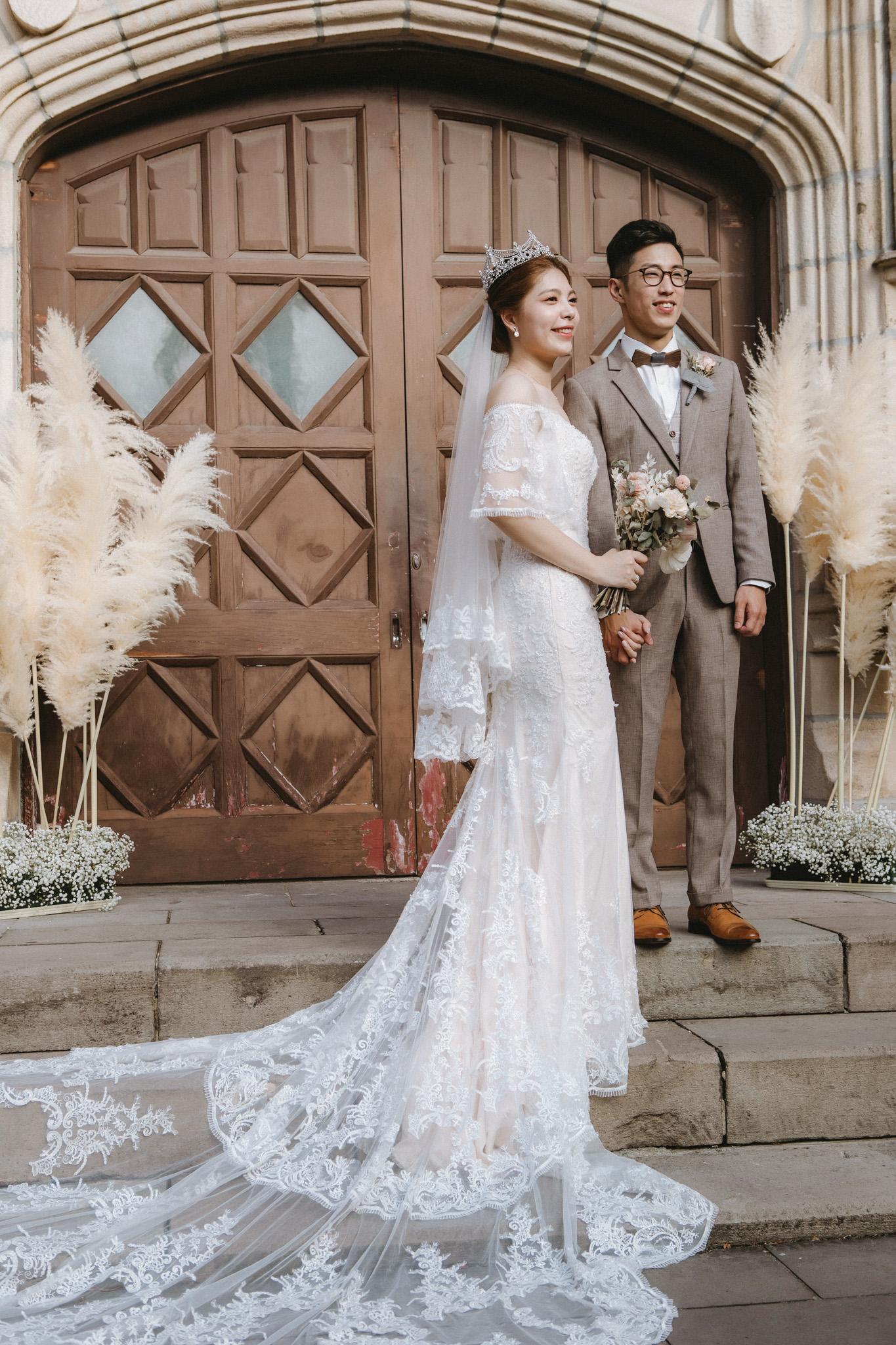 EW 台北婚攝 居米 濟南教會 Brick Yard 33 美軍俱樂部 婚禮 婚宴-55