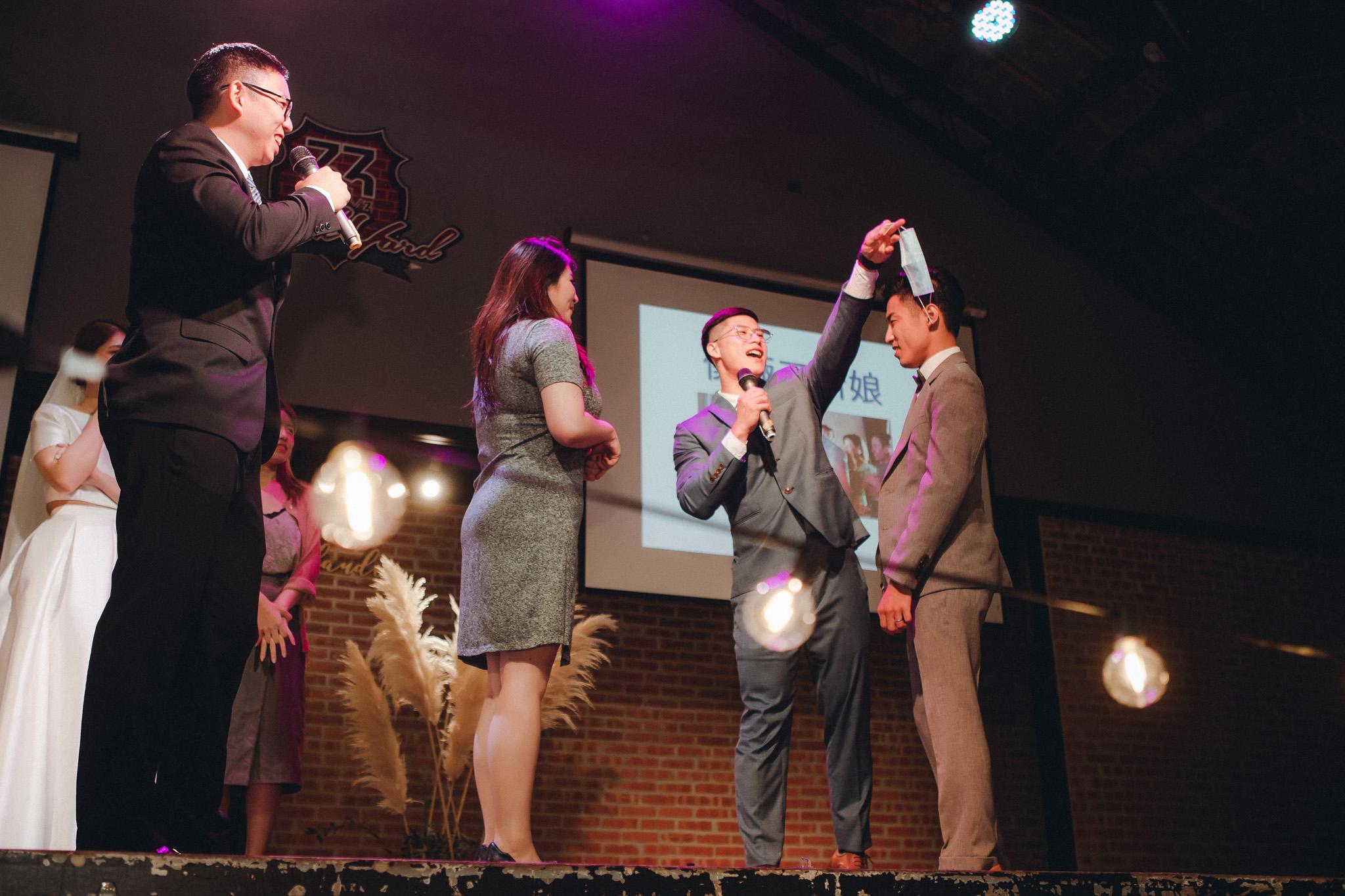 EW 台北婚攝 居米 濟南教會 Brick Yard 33 美軍俱樂部 婚禮 婚宴-89