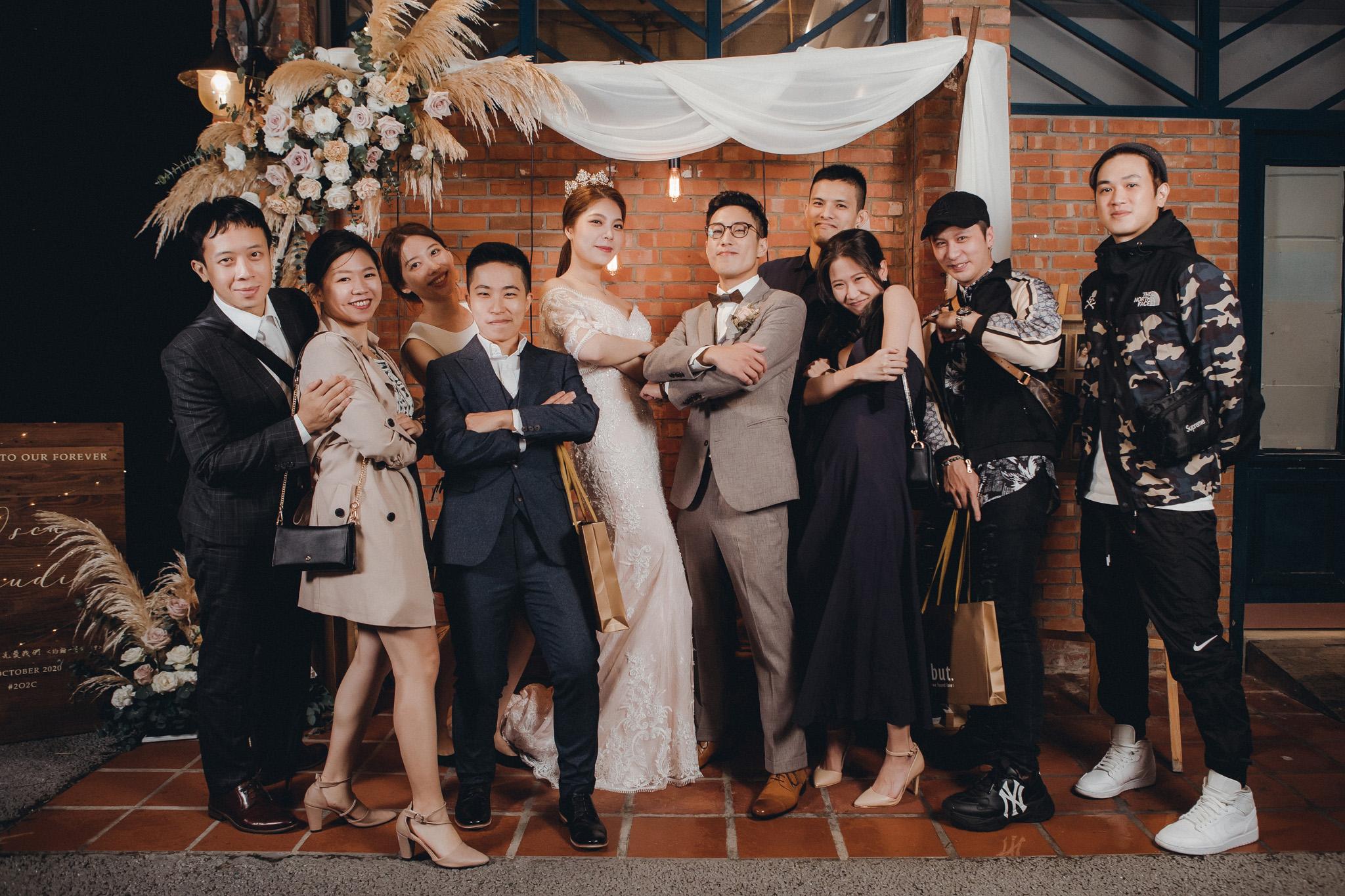 EW 台北婚攝 居米 濟南教會 Brick Yard 33 美軍俱樂部 婚禮 婚宴-111