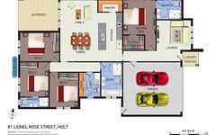81 Lionel Rose Street, Holt ACT