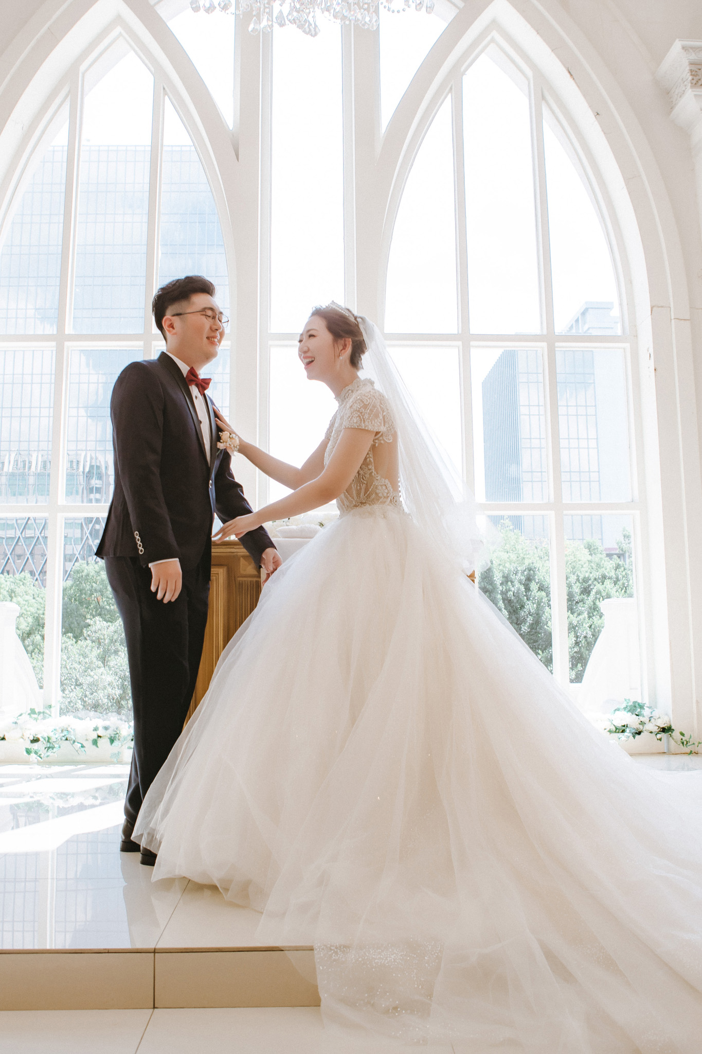 EW 台北婚攝 居米 翡麗詩 婚禮 婚宴-42