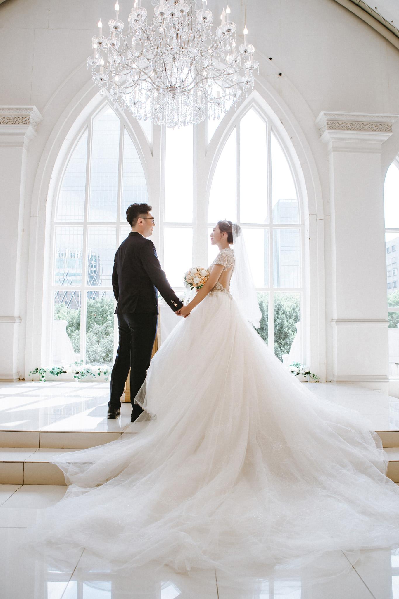 EW 台北婚攝 居米 翡麗詩 婚禮 婚宴-19