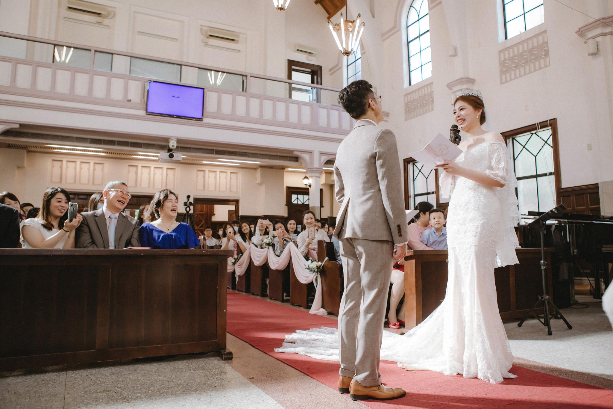 EW 台北婚攝 居米 濟南教會 Brick Yard 33 美軍俱樂部 婚禮 婚宴-38