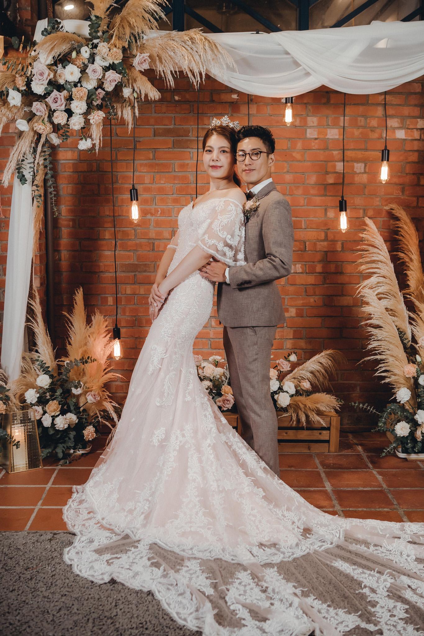 EW 台北婚攝 居米 濟南教會 Brick Yard 33 美軍俱樂部 婚禮 婚宴-117