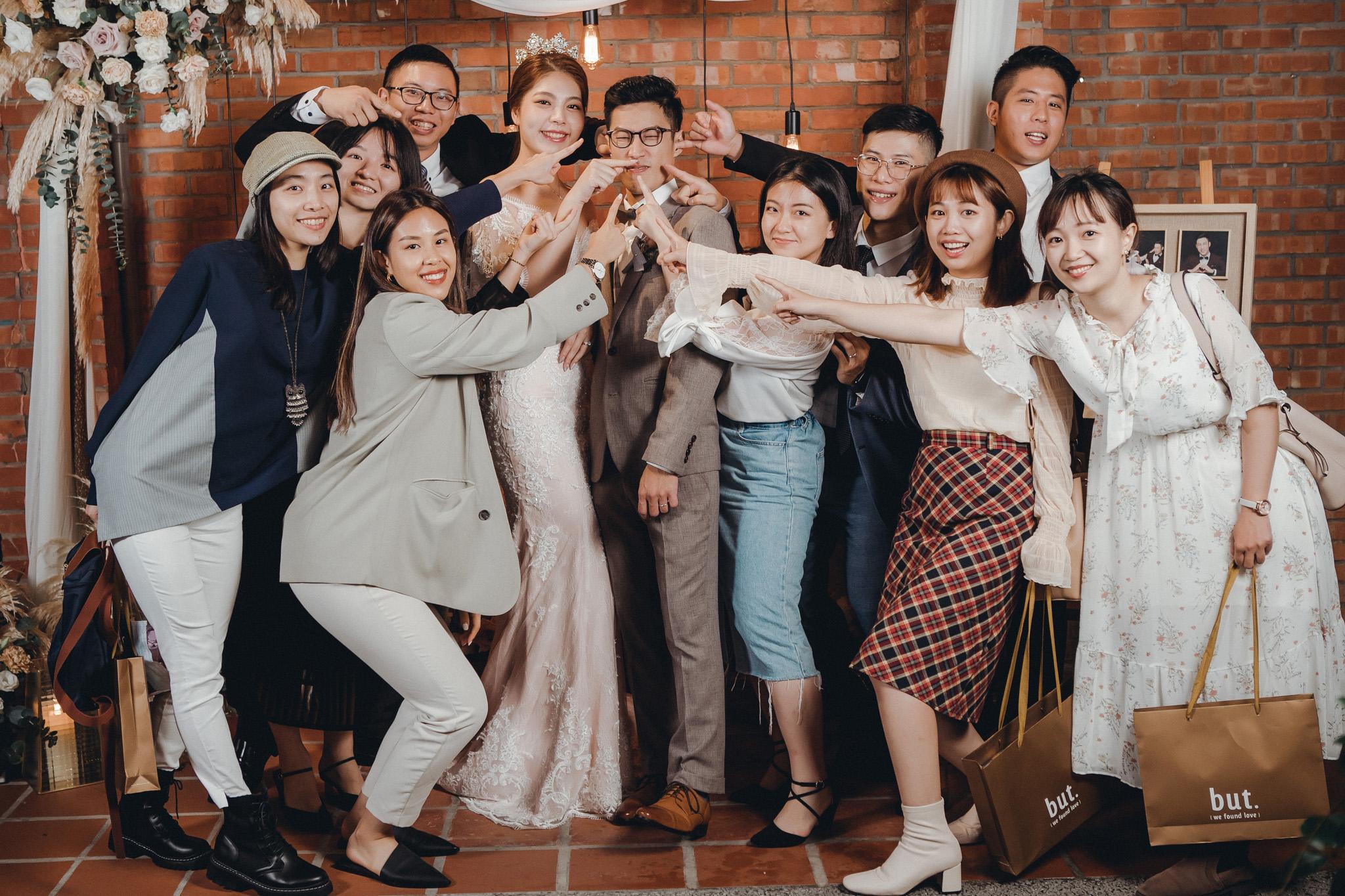 EW 台北婚攝 居米 濟南教會 Brick Yard 33 美軍俱樂部 婚禮 婚宴-113