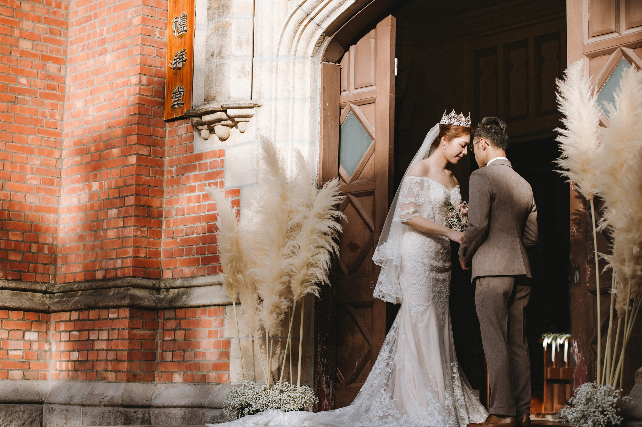 EW 台北婚攝 居米 濟南教會 Brick Yard 33 美軍俱樂部 婚禮 婚宴-1