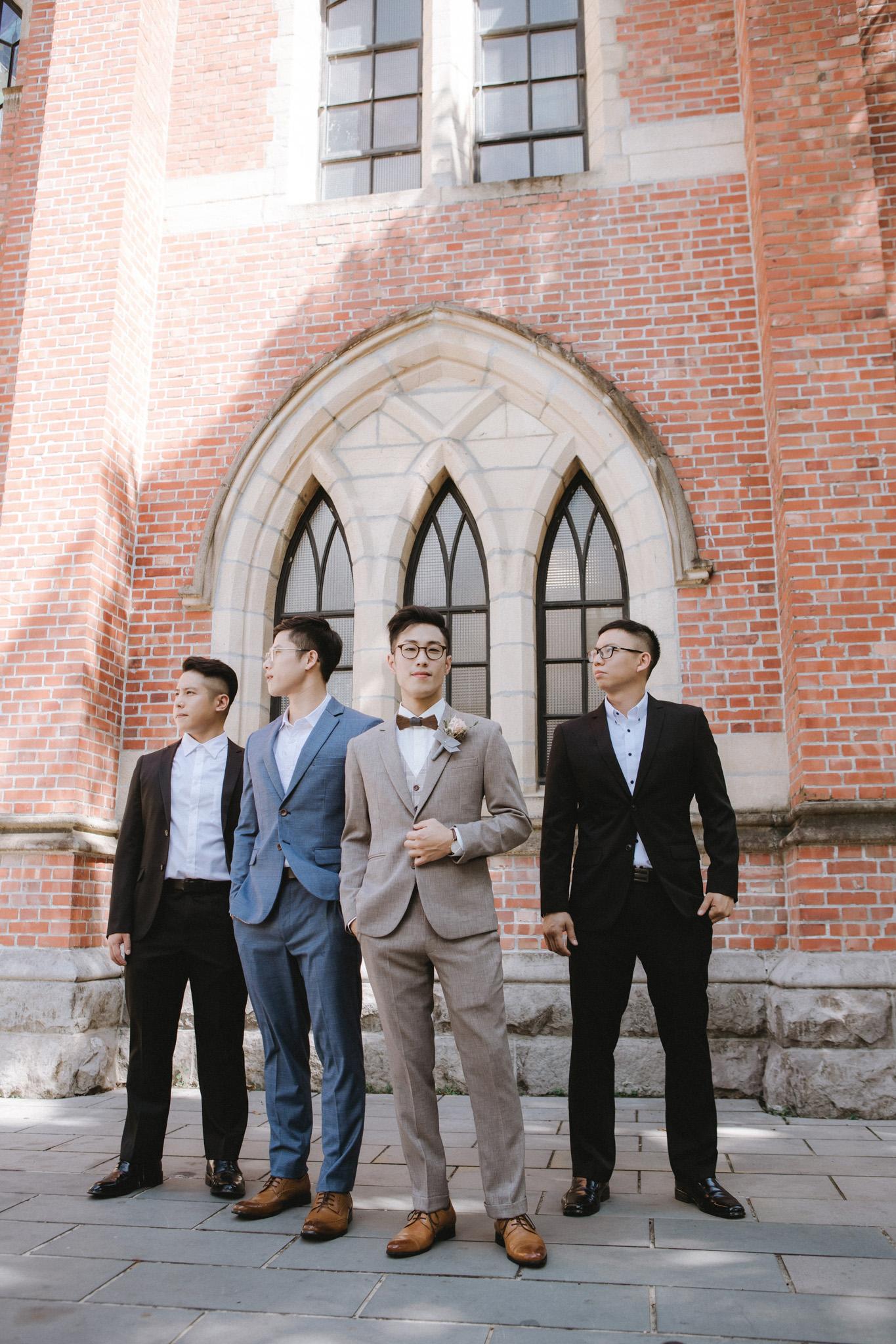 EW 台北婚攝 居米 濟南教會 Brick Yard 33 美軍俱樂部 婚禮 婚宴-17