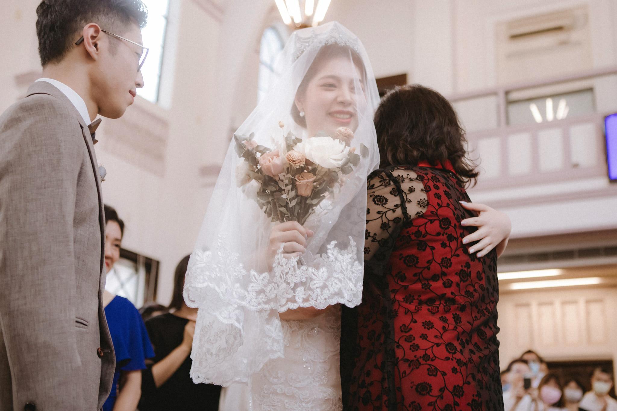 EW 台北婚攝 居米 濟南教會 Brick Yard 33 美軍俱樂部 婚禮 婚宴-27