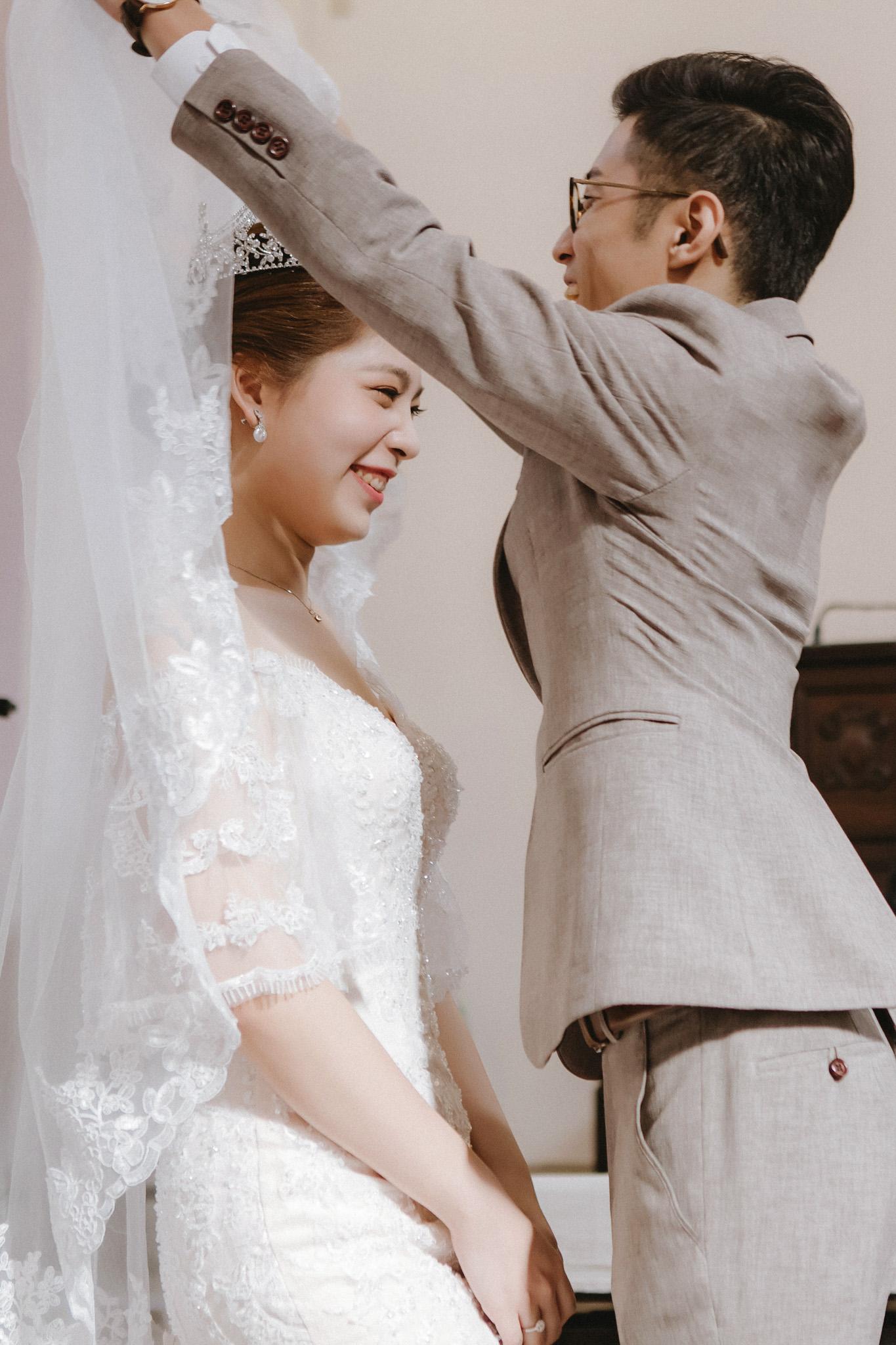 EW 台北婚攝 居米 濟南教會 Brick Yard 33 美軍俱樂部 婚禮 婚宴-32
